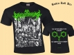 DIPHENYLCHLOROARSINE - Human Era Is Almost Over - T-Shirt Size XXL