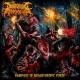 DISGRUNTLED ANTHROPOPHAGI -CD- Rampage of Misanthropic Purge