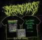 "Bundle: DEBRIDEMENT T-Shirt + CD ""Vomited Forth From The Earth"""