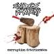 EXTREME SMOKE 57 - 10'' EP - Corruption Deteriorate (black Vinyl)
