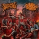 FERMENTED MASTURBATION / PIT OF TOXIC SLIME - split CD-