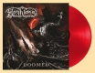 FLESHLESS - 12'' LP - Doomed (Red Vinyl)
