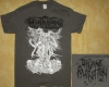 FLESHLESS - Divine Ruination - grey T-Shirt
