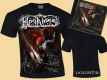 "Bundle: FLESHLESS - Doomed - T-Shirt + ""Doomed"" CD"