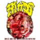 FLUIDS / OXIDISED RAZOR - split CD - Smile And The World Smiles With You / Deceased