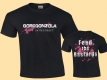 GOREGONZOLA - Feed The Bastards - T-Shirt size M