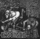 GRUESOME STUFF RELISH / ENGORGED - split 12'' LP -