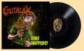 GUTALAX - 12'' LP - Shit Happens (reissue Black Vinyl) (Vorbestellung 15.04.21)