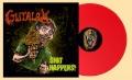 GUTALAX - 12'' LP - Shit Happens (reissue Red Vinyl)  (Vorbestellung 15.04.21)