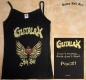 GUTALAX - Holy Shit - Girlie Spaghetti Top size M