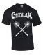 GUTALAX - toilet brushes - black T-Shirt size XL