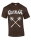 GUTALAX - toilet brushes - brown T-Shirt size M