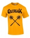 GUTALAX - toilet brushes - gold T-Shirt Größe L