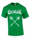 GUTALAX - toilet brushes - green T-Shirt