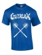GUTALAX - toilet brushes - royal blue T-Shirt size S