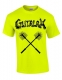 GUTALAX - toilet brushes - savety green T-Shirt size XL