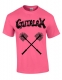 GUTALAX - toilet brushes - savety pink T-Shirt size L