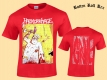 HAEMORRHAGE - Grume - RED T-Shirt Size S