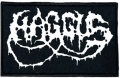 HAGGUS - embroidered Logo Patch