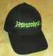 HEAMORRHAGE - green Logo - Baseball Cap