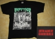 IMPETIGO - Eaten alive by Cannibals - T-Shirt XL (2nd Hand)