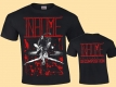 INHUME - 25 Years of Decomposition -T-Shirt - size L