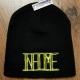 INHUME - yellow Logo - Beanie