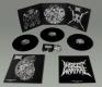 INSECT WARFARE - 3x 12'' LP + DVD - Entomological Siege 2004-2009