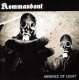 KOMMANDANT / NOMINON - split 7'' EP - Absence Of Light / Impaling The Nazarene