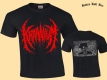 KRAANIUM - Rest in Power - red Logo T-Shirt size XXL