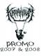 KRAANIUM - Tape MC - Promo 2007 & 2008 White Cover