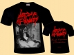 LAST DAYS OF HUMANITY - Horrific Compositions of Decomposition - T-Shirt (releasedate: 1st march 2021) Size XL