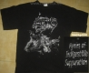 LAST DAYS OF HUMANITY - Hymns of Indigestible Suppuration - size L/XL (2nd Hand)