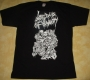 LAST DAYS OF HUMANITY - Monsters & Skulls - T-Shirt - size XL