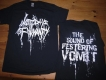 LAST DAYS OF HUMANITY - Sound of Festering Vomit - T-Shirt Size M