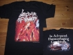 LAST DAYS OF HUMANITY - In Advance... - T-Shirt Size XL