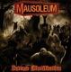 "MAUSOLEUM / HAEMOPHAGUS -split 7"" EP- Intense Mortification / Slime"
