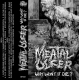MEATAL ULCER - Tape MC - Why Won't It Die