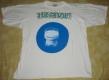 MINDFLAIR - Kühle frische Milch - T-Shirt - size XL (2nd Hand)