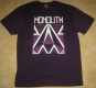 MONOLITH - Coverart - Purple Shirt Size L