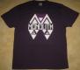 MONOLITH - Triangle - Purple Shirt