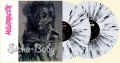 MUCUPURULENT - Gatefold 2x 12'' LP - Sicko Baby + Demo (white splattered Vinyl)