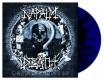 NAPALM DEATH - 12'' LP - Smear Campaign (Blue-Black Vinyl)