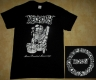 NECRONY - Mucu-Purulent Miscarriage - T-Shirt size L