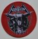NIFELHEIM - Satanas Round - woven Patch