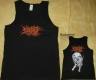 NO ONE GETS OUT ALIVE - Pitchfork Skull - Tank Top size XXL