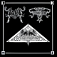 "PARIA / PROSATANOS -12"" Gatefold split LP-"