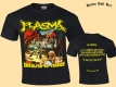 PLASMA - Engulfed in Terror - T-Shirt (Pre-Order 12th Nov 2020) size L