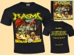 Bundle: PLASMA - Engulfed in Terror - T-Shirt + CD size L