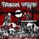 "PUTREVORE / PUTREFACT -7"" EP Split- ""Funebre Plague into Darkness"""